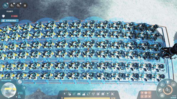 戴森球計劃-每分鍾1800白糖工廠模塊佈局 13