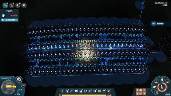 戴森球計劃-每分鍾1800白糖工廠模塊佈局 17