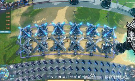 戴森球計劃-能量循環樞紐建造思路