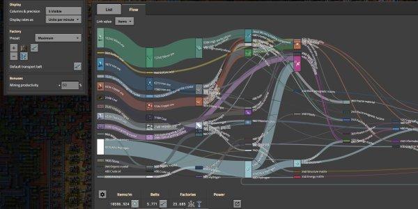 戴森球計劃-設計思路與合理佈局經驗 7