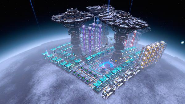 戴森球計劃-120/m紅黃藍紫糖量化黑盒建造思路 3
