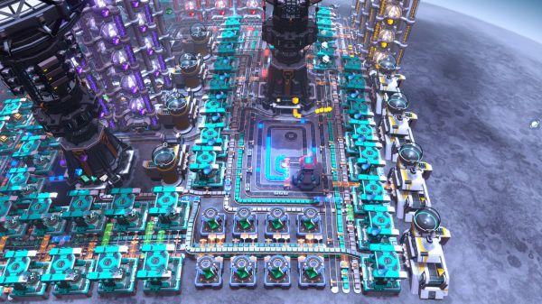 戴森球計劃-120/m紅黃藍紫糖量化黑盒建造思路 21
