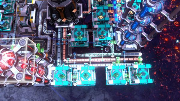 戴森球計劃-120/m紅黃藍紫糖量化黑盒建造思路 13