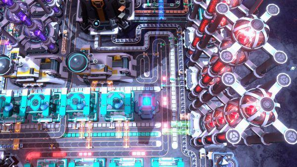 戴森球計劃-120/m紅黃藍紫糖量化黑盒建造思路 15
