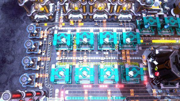 戴森球計劃-120/m紅黃藍紫糖量化黑盒建造思路 17