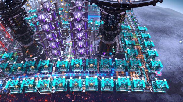 戴森球計劃-120/m紅黃藍紫糖量化黑盒建造思路 19