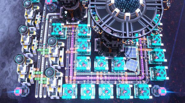 戴森球計劃-600/m太陽帆量化黑盒 7