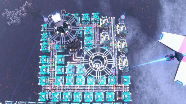 戴森球計劃-600/m太陽帆量化黑盒 1