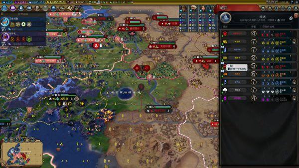 文明6-外交勝利講解 3
