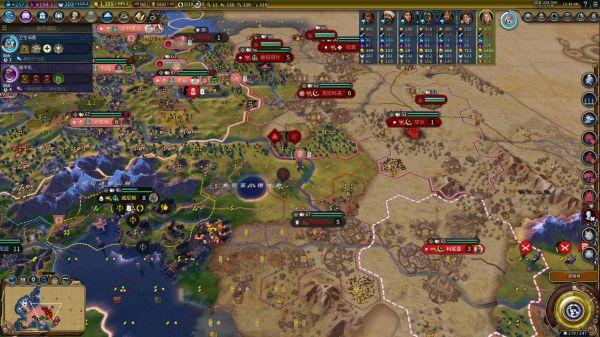 文明6-外交勝利講解 7