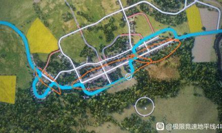 極限競速地平線4-藍圖迎戰巨漢騙人機道路路線