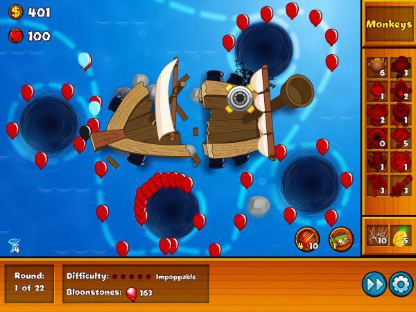氣球塔防6-shipwreck沉船特任攻略 5