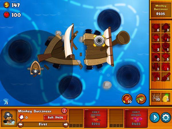 氣球塔防6-shipwreck沉船特任攻略 7