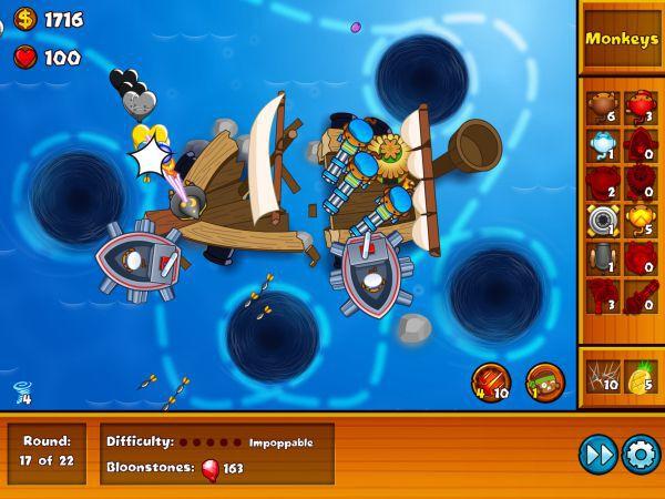 氣球塔防6-shipwreck沉船特任攻略 15