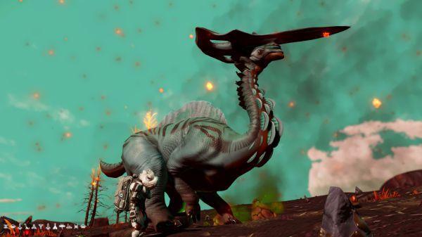 無人深空-部分怪異外觀寵物坐標 3