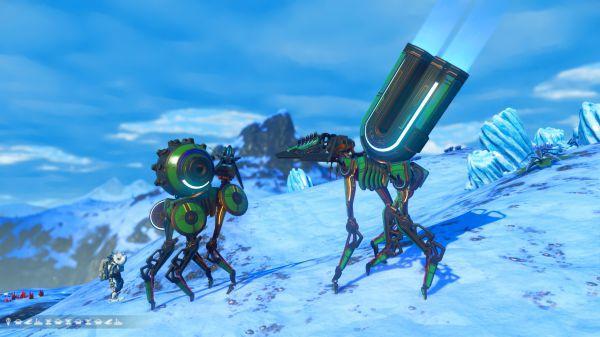 無人深空-部分怪異外觀寵物坐標 31
