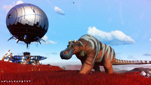 無人深空-部分怪異外觀寵物坐標 19