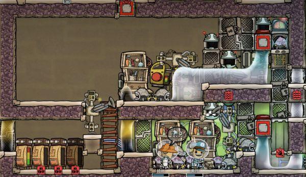 缺氧-哈奇養殖模塊建造 1