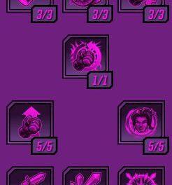 邊緣禁地3-魔女紫系天賦講解