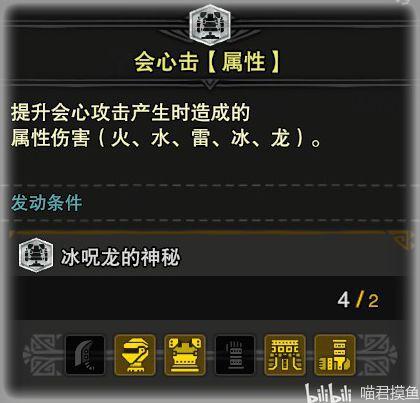 魔物獵人世界-冰原15.1版寒氣拔刀大劍配裝參考 7