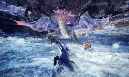 魔物獵人世界-冰原DLC不動衣裝改入手