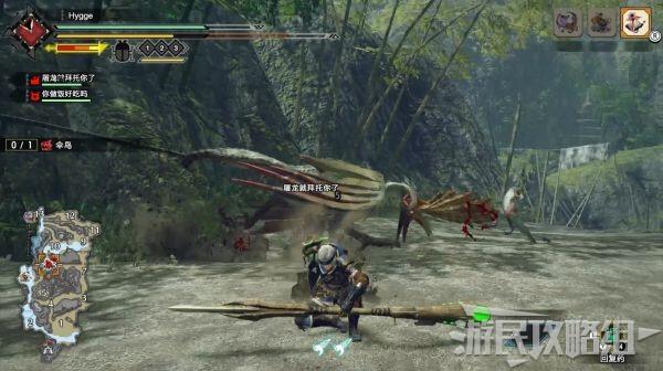 魔物獵人崛起-全主線任務圖文攻略 全怪物屬性和技能 81