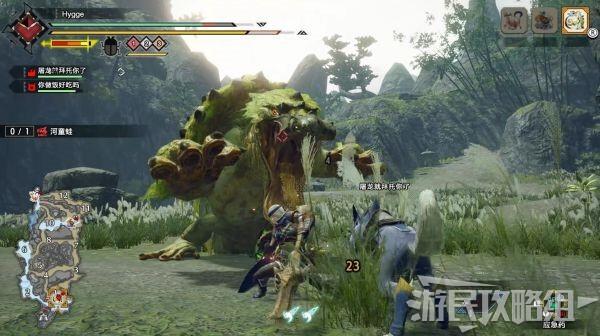 魔物獵人崛起-全主線任務圖文攻略 全怪物屬性和技能 173
