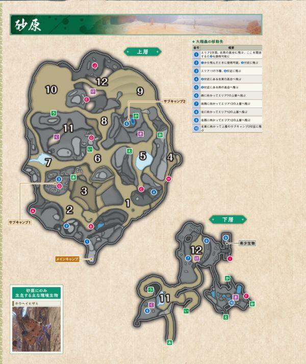 魔物獵人崛起-副營地在哪 5