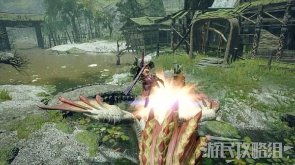 魔物獵人崛起-萌新獵人開荒武器 3