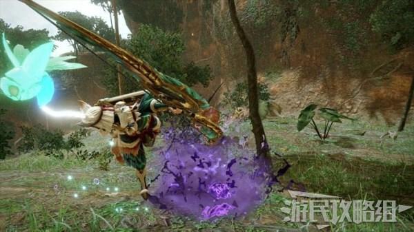 魔物獵人崛起-萌新獵人開荒武器 75