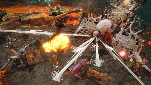 魔物獵人崛起-解鎖交易船潛艇所需特產收集 1