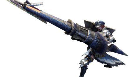 魔物獵人崛起-銃槍彈種與前作差異