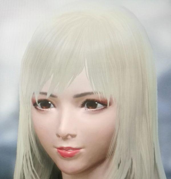 魔物獵人崛起-高顏值美女捏臉數據合集 3