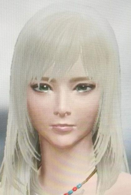魔物獵人崛起-高顏值美女捏臉數據合集 21