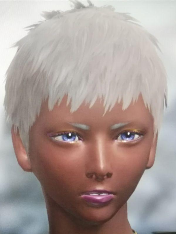 魔物獵人崛起-高顏值美女捏臉數據合集 27