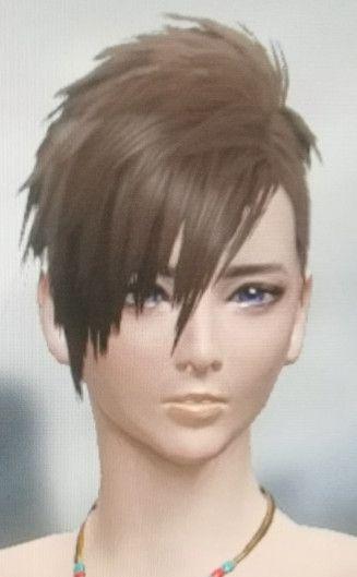 魔物獵人崛起-高顏值美女捏臉數據合集 37