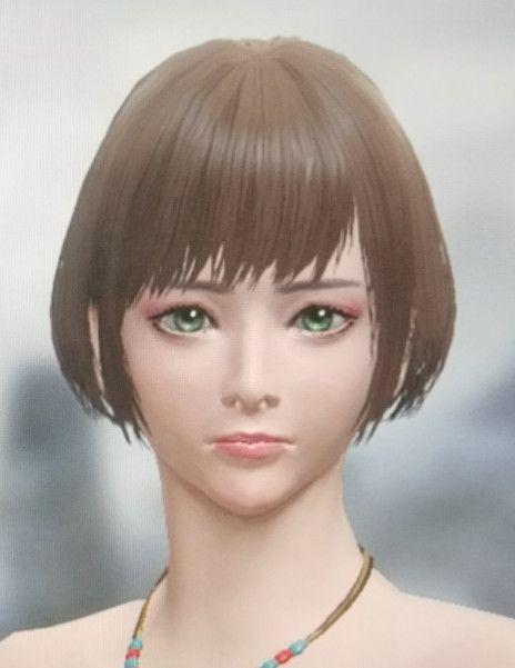 魔物獵人崛起-高顏值美女捏臉數據合集 7