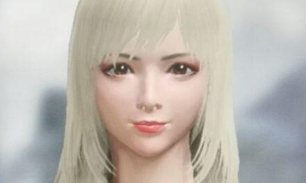 魔物獵人崛起-高顏值美女捏臉數據合集