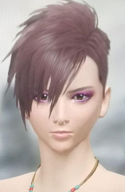 魔物獵人崛起-高顏值美女捏臉數據合集 13