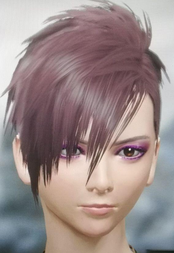 魔物獵人崛起-高顏值美女捏臉數據合集 15