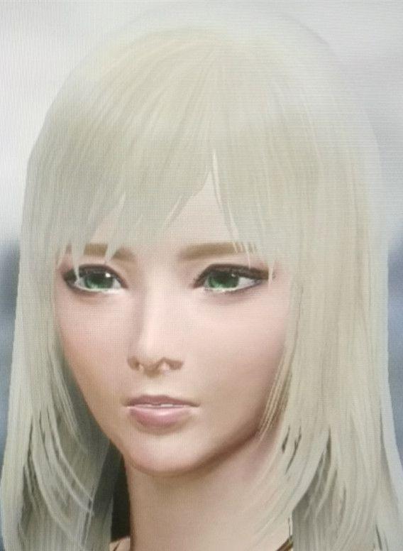 魔物獵人崛起-高顏值美女捏臉數據合集 19