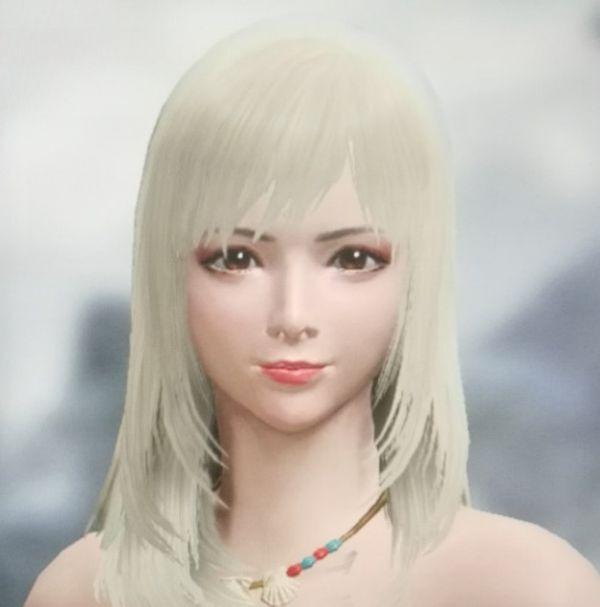 魔物獵人崛起-高顏值美女捏臉數據合集 1