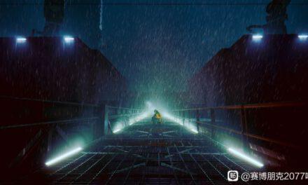 Cyberpunk2077–電影式攝影作品欣賞