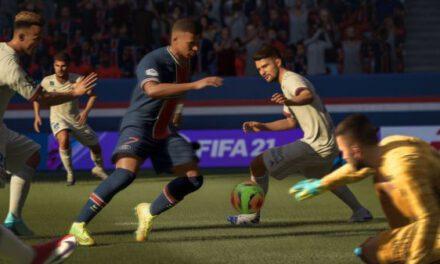 FIFA21-後腳跟射門按鍵操作教學及實用花式動作