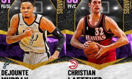 NBA2K21-漫畫球員任務