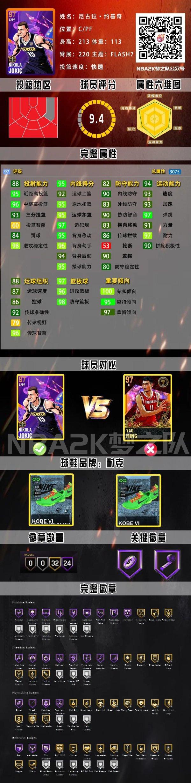 NBA2K21-銀河哈登領銜Flash7卡包 7