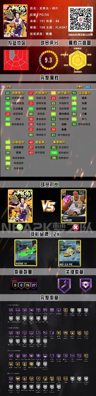 NBA2K21-銀河哈登領銜Flash7卡包 11