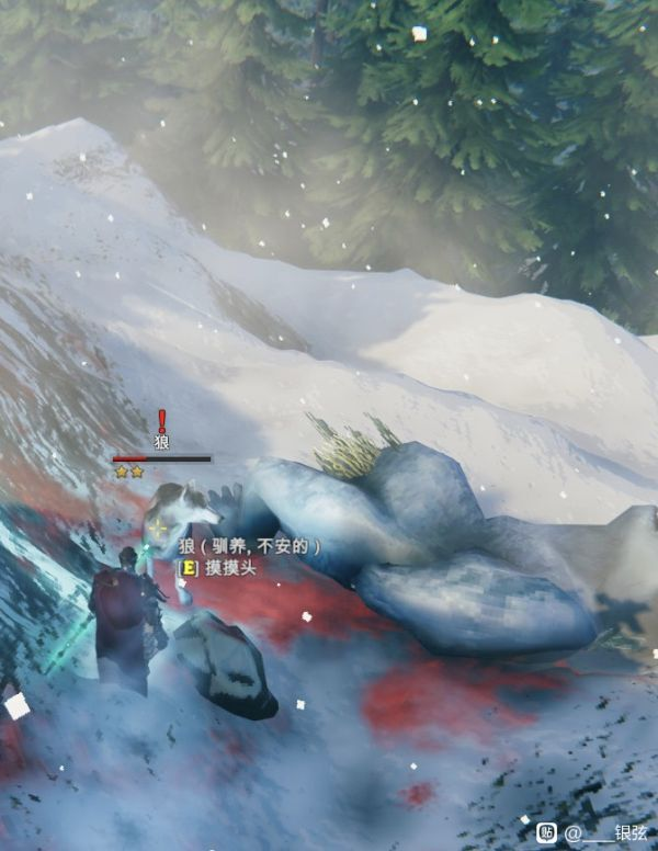 Valheim英靈神殿-二星狼戰鬥力測試與分析 7