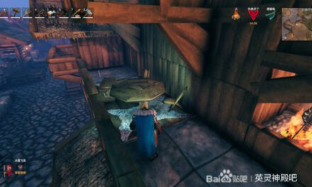 Valheim英靈神殿-室內桌椅佈置參考
