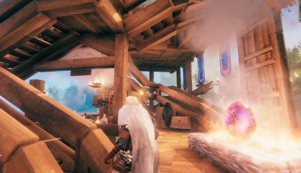 Valheim英靈神殿-室內裝潢佈置參考 73